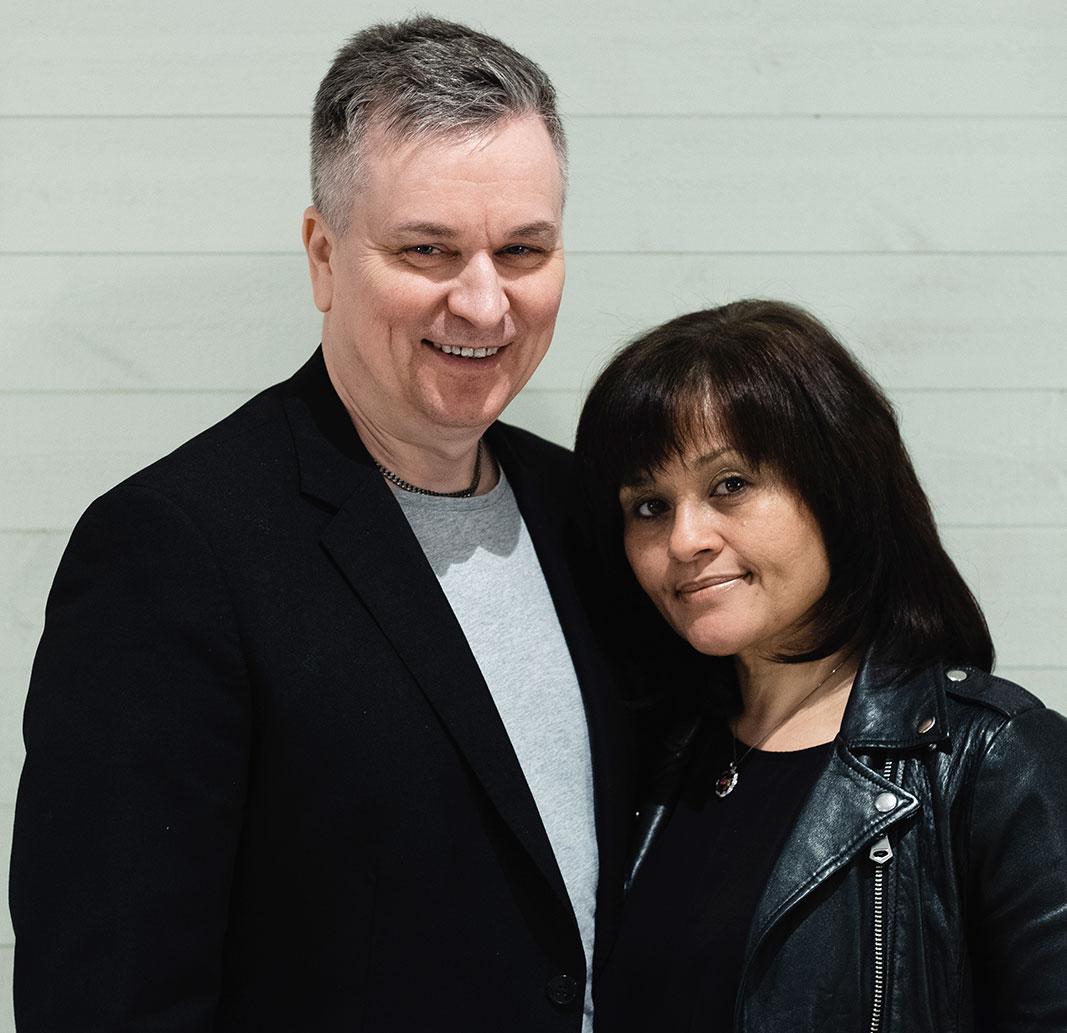 Sven & Vicky Bengtsson